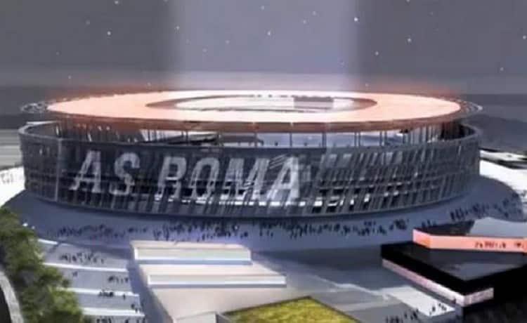 Nuovo stadio della Roma, parere positivo del Campidoglio