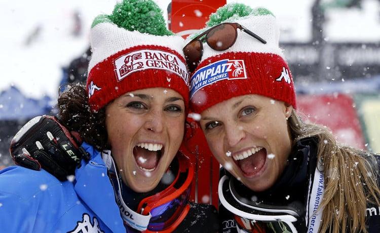 Sci: Cdm slalom Flachau,vince Hansdotter