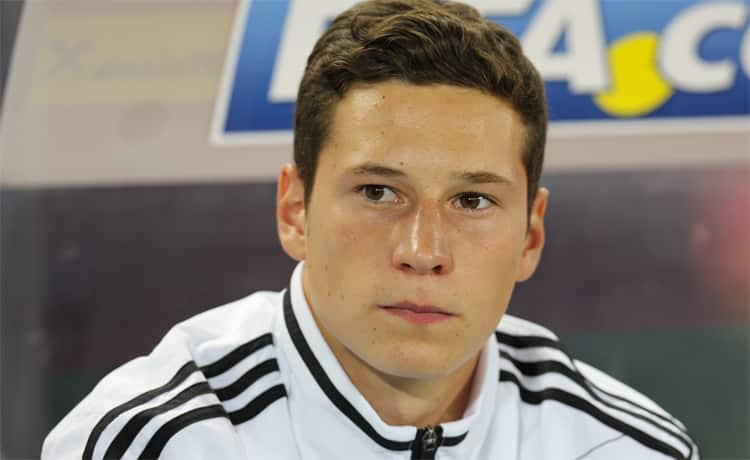 Julian Draxler Germania