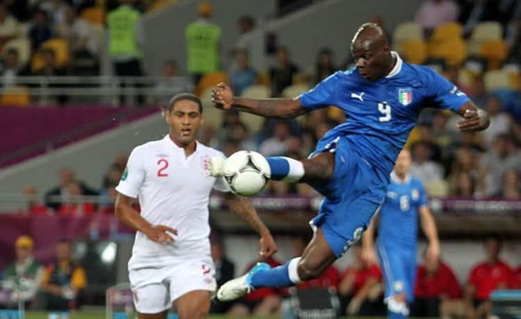 Italia-Svezia, Balotelli: