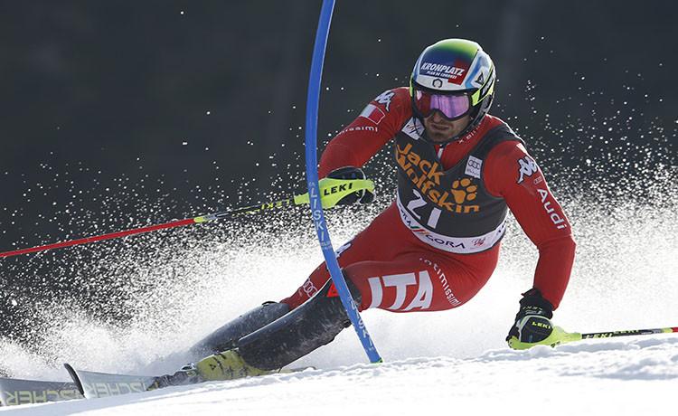 Moelgg terzo a Levi, vince Hirscher