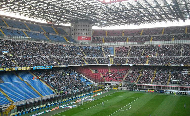 Serie A, gli stadi sono più pieni: in testa Inter e Milan