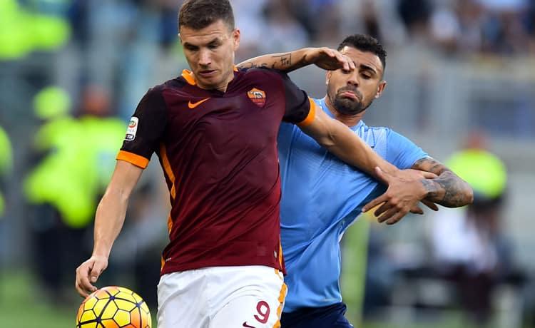 Dzeko-Chelsea, il dialogo con Totti: