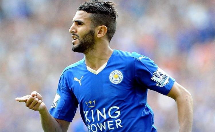 Leicester, Mahrez torna ad allenarsi dopo dieci giorni