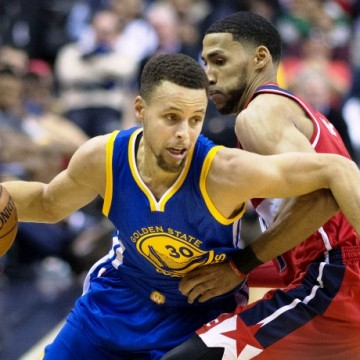 Stephen Curry Golden State Warriors Basket Nba