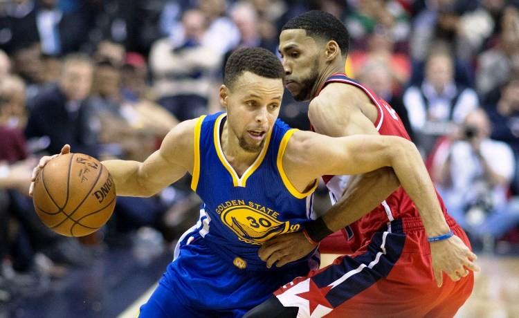 Stephen Curry Golden State Warriors Basket Nba