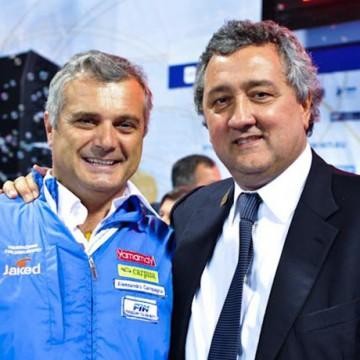 Alessandro Campagna e Paolo Barelli