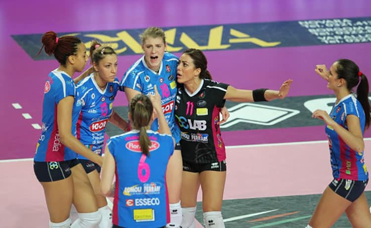 Igor Volley Calendario.Volley Final Four Coppa Italia Femminile Calendario