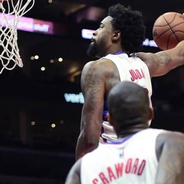 Jamal Crawford e DeAndre Jordan - Los Angeles Clippers