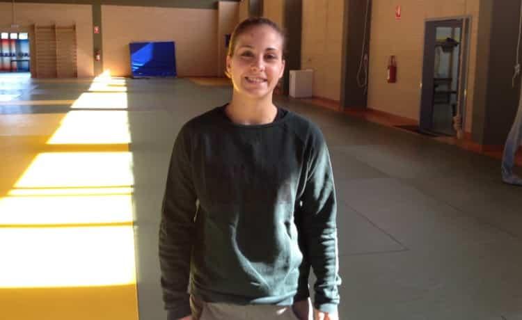 Judo odette giuffrida il judo sinonimo di felicit for Intervista sinonimo