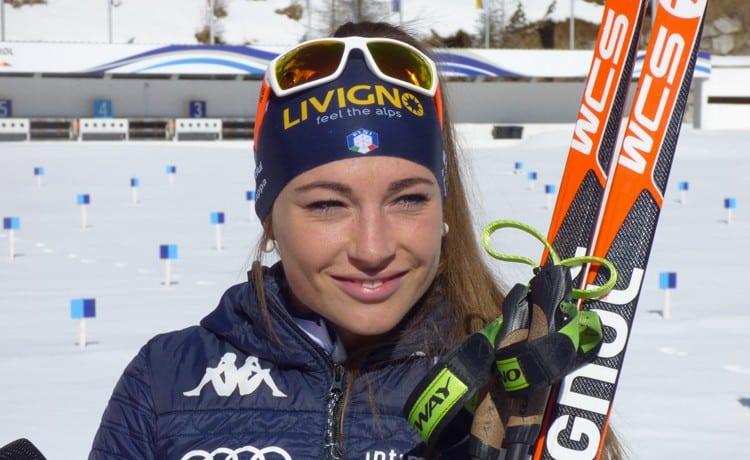 Biathlon, staffetta da sogno: secondo posto a Oberhof