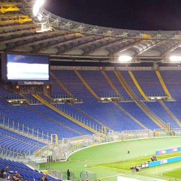 Calcio - Lazio vs Verona Curva Nord
