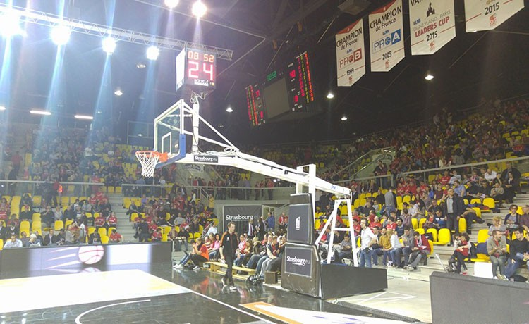 Basket, Eurocup: Trento vince la semifinale d'andata a Strasburgo