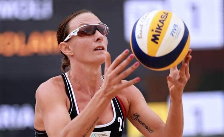 Olimpiadim, doping: trovata positiva l'azzurra di beach volley Viktoria Orsi Toth