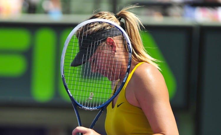 Doping:stop Sharapova ridotto a 15 mesi