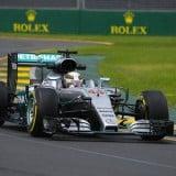 Lewis Hamilton Mercedes 2016