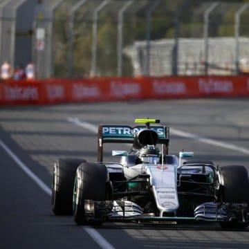 Nico Rosberg Mercedes 2016