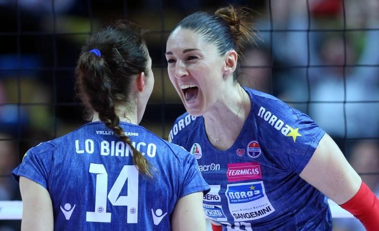 Volley, Foppapedretti Bergamo