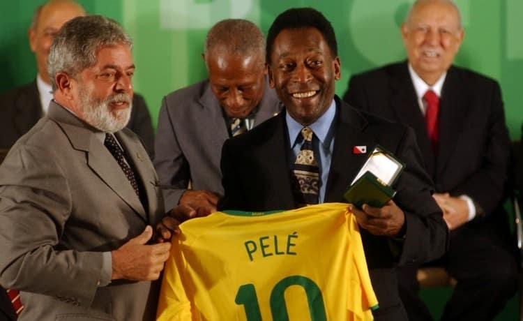 Napoli, senti Pelé: