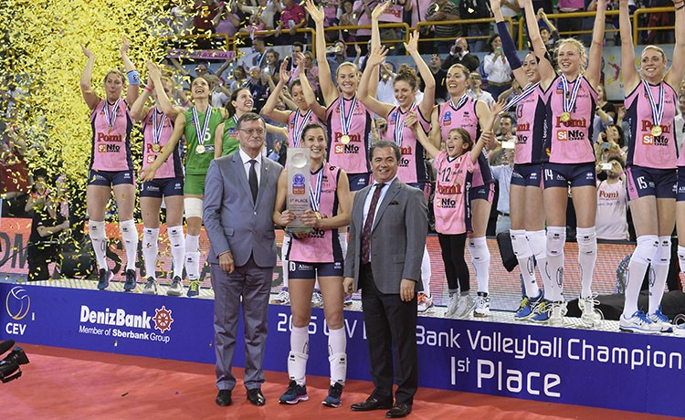 champions league volleyball