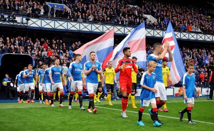 Fine dell'incubo, i Rangers Glasgow tornano in Premiership!