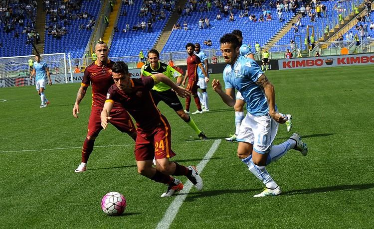 Serie A, il derby Lazio-Roma potrebbe essere anticipato