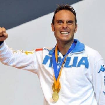 Paolo Pizzo, spada