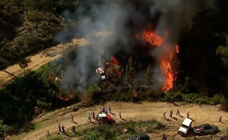 Rally:auto sbanda, un morto a San Marino