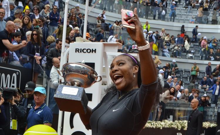Serena Williams - Foto Adelchi Fioriti