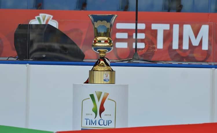 Coppa Italia 2017/18, ecco gli abbinamenti di ottavi e quarti di finale