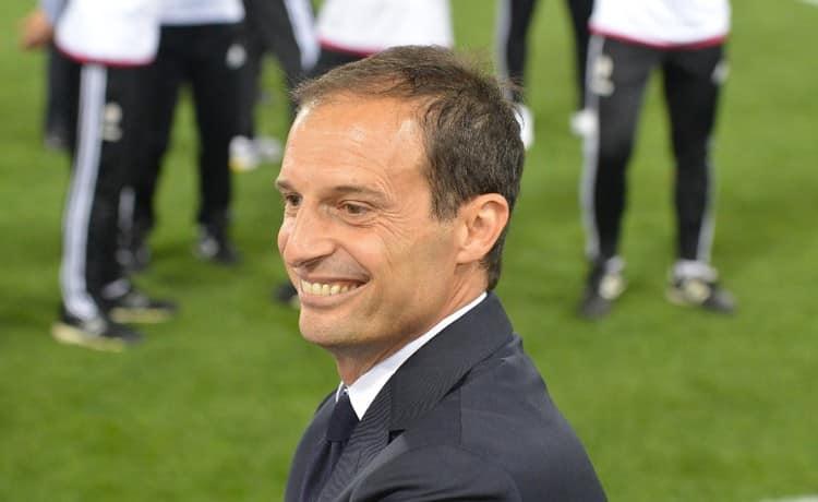 Massimiliano Allegri Juventus Milan - Finale Coppa Italia 2015/2016 -