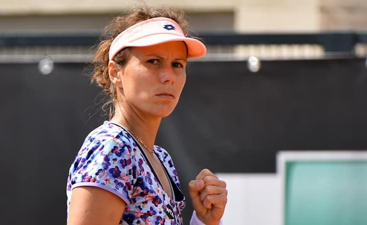 Paolini al secondo turno, Errani entra come lucky loser — WTA Bogota