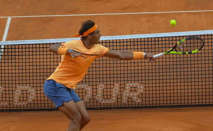 Montecarlo, anche Nadal in semifinale