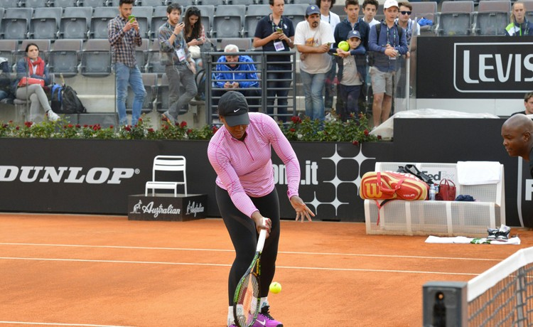 Scommesse, Internazionali di Roma: Djokovic e Serena Williams grandi favoriti