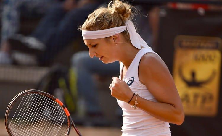 Roland Garros, la finale femminile sarà Halep-Ostapenko