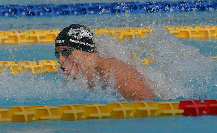 Europei di nuoto: record italiano e argento per il riminese Sabbioni