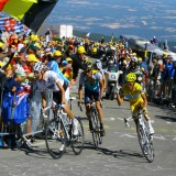Mont Ventoux, Tour de France