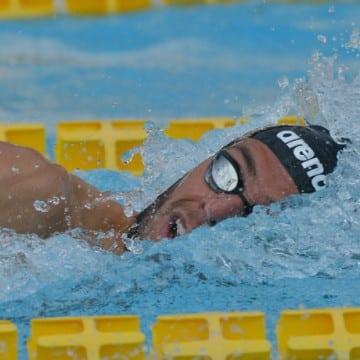 Gregorio Paltrinieri nuoto
