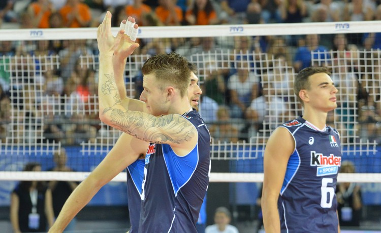 World League, Francia-Italia 3-0: niente bronzo per gli azzurri