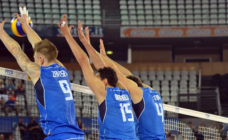Nazionale Italiana Volley - World League 2016 - Foto Antonio Fraioli