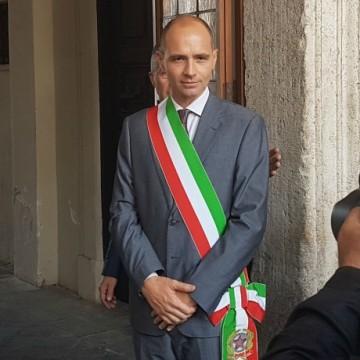 L'assessore allo sport di Roma Frongia