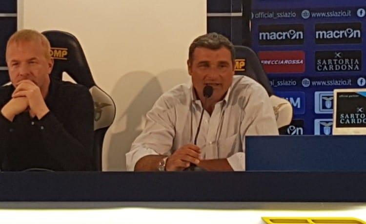 Lazio: lite in allenamento tra Lulic e Keita