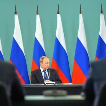 Meeting di preparazione alla spedizione olimpica russa a Rio