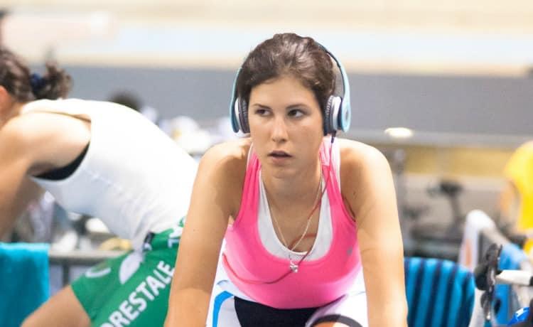 Ciclismo/Europei: Elena Cecchini è medaglia d'argento!