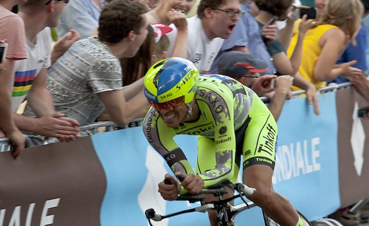 Vuelta: Van Genechten vince la 7/a tappa