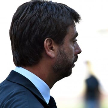 Andrea Agnelli, presidente Juventus - Foto Antonio Fraioli