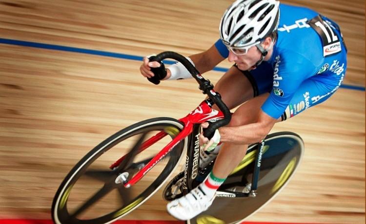 Replica Elia Viviani Medaglia Ciclismo su Pista Olimpiadi Rio 2016