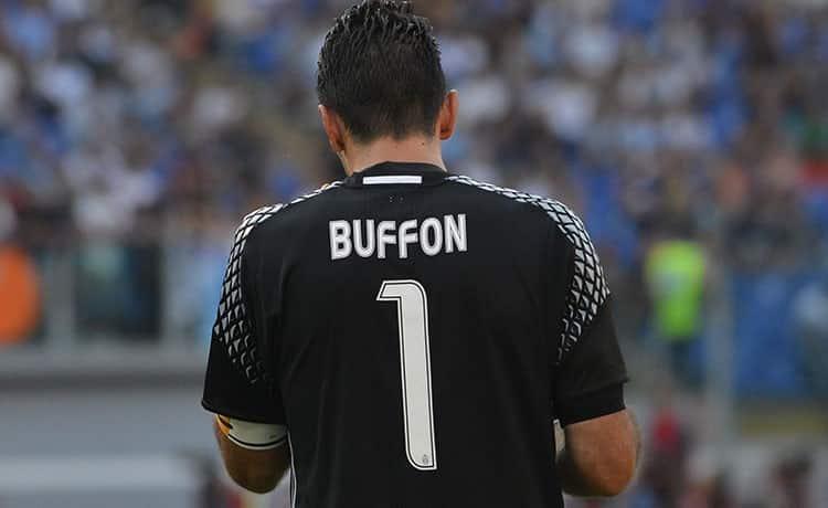 Gianluigi Buffon, Juventus 2016/2017