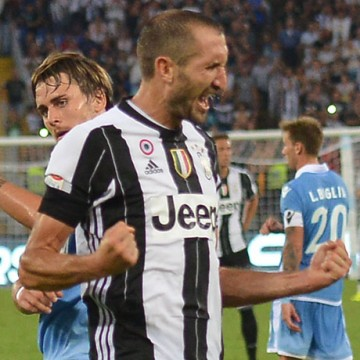 Giorgio Chiellini, Juventus 2016-2017