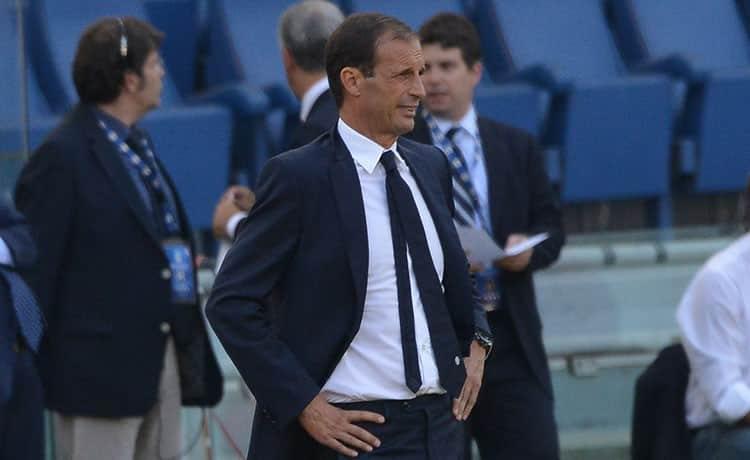 Juventus-Spal, Allegri: